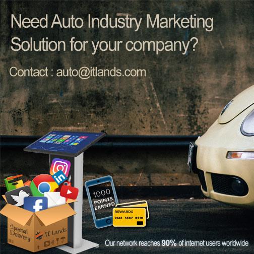 Auto Industry Marketing Solution