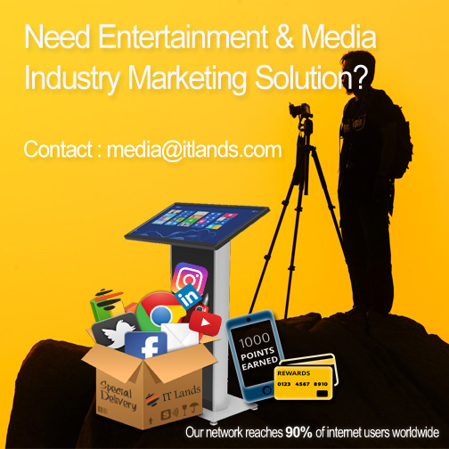 Entertainment & Media Industry Marketing Solution