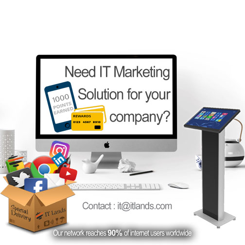 IT Industry Marketing Solution ITLands