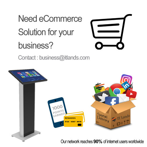 IT Lands eCommerce-Business-Solution