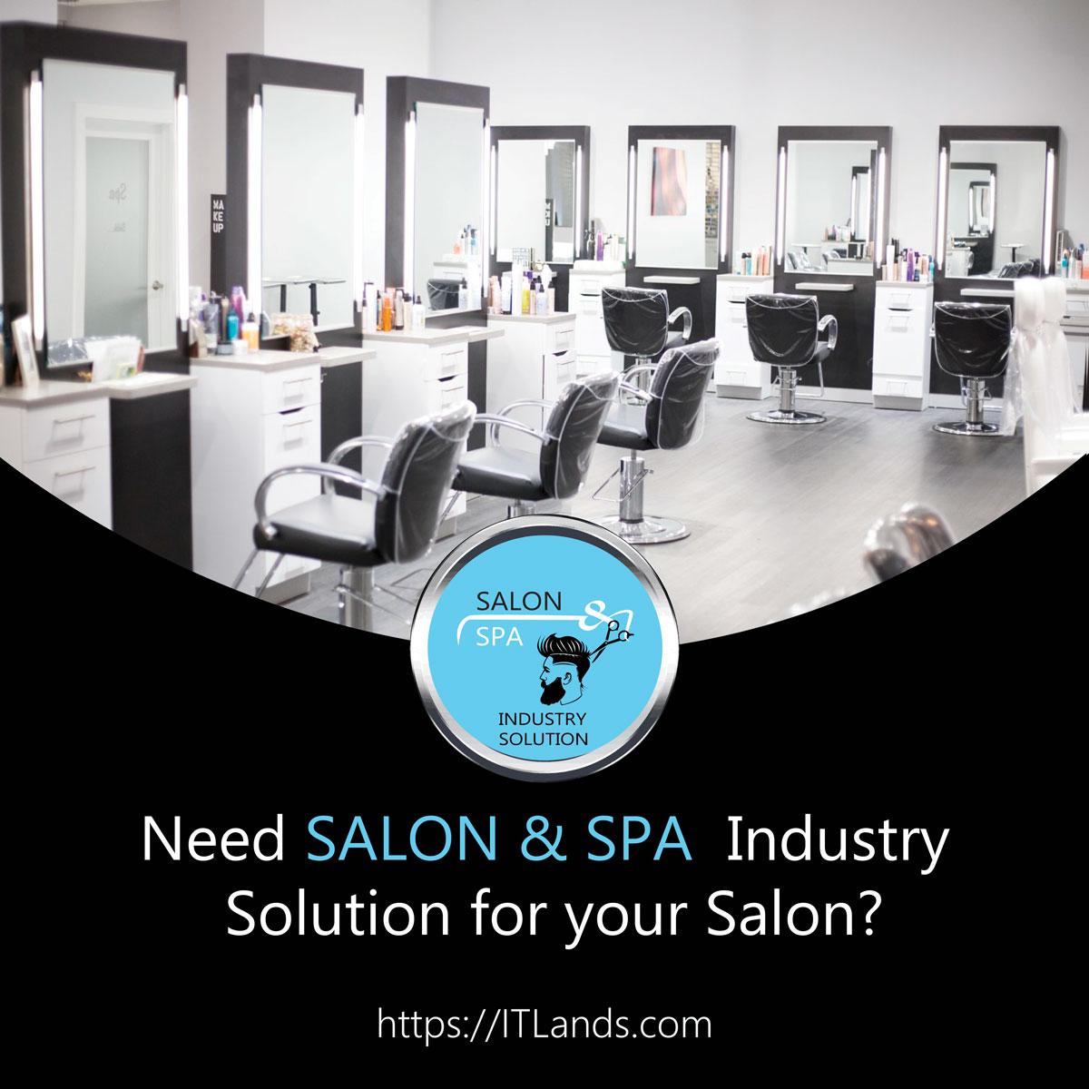 Salon & Spa Industry Solution