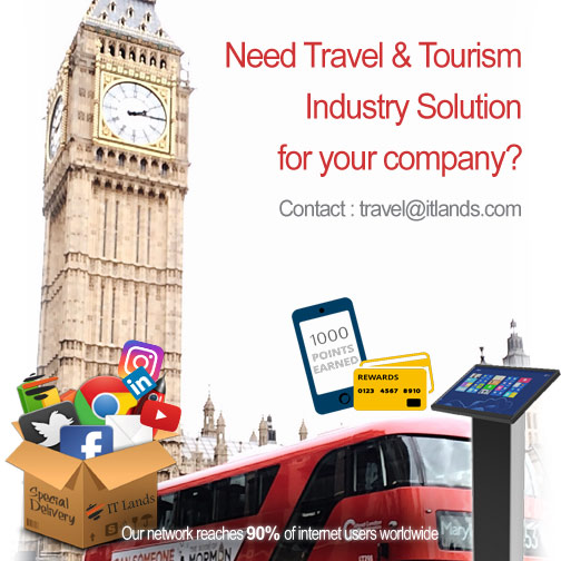 Travel-&-Tourism-Industry-Solution-ITLands