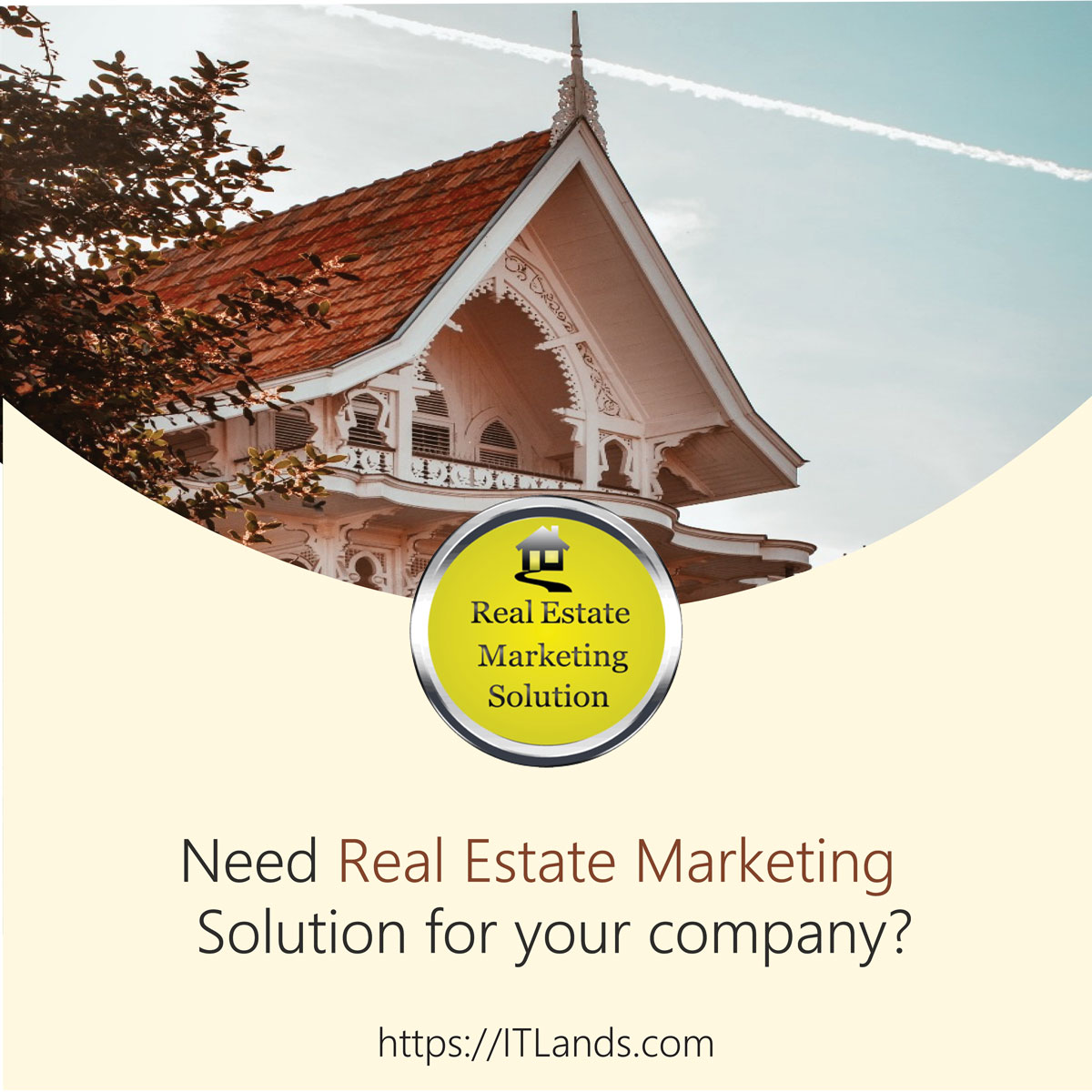 Real Estate Marketing Solution""