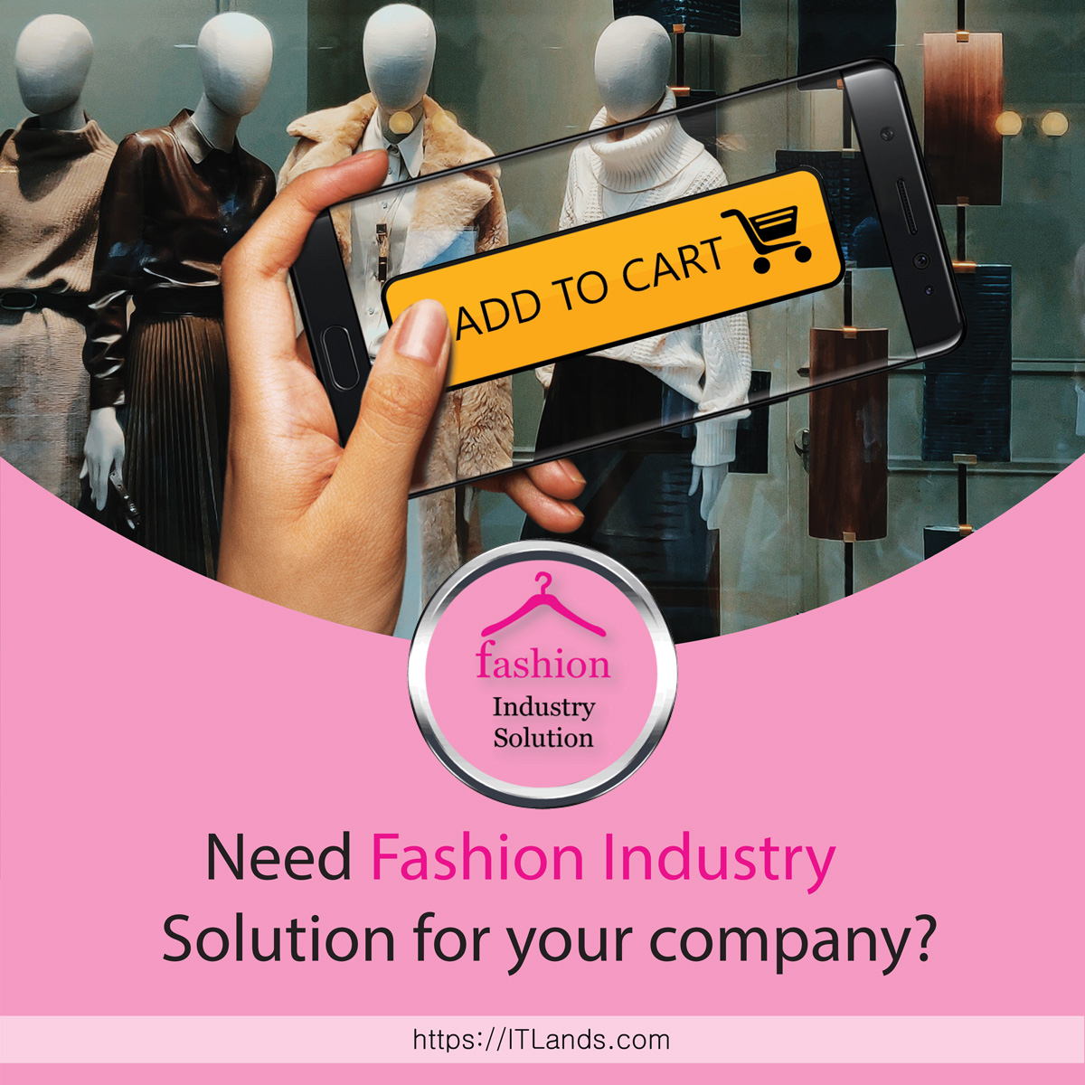 Fashion Industry Solution by ITLands